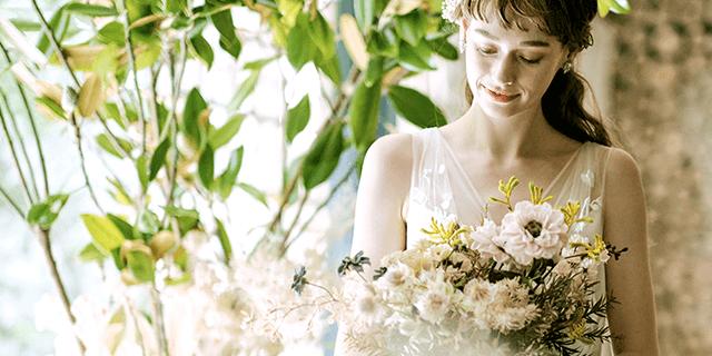 ドレス・装花|【公式】ミエルシトロン